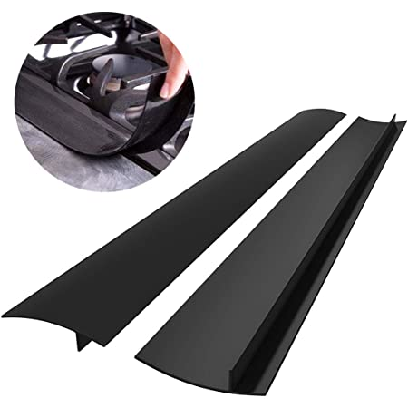 Details about  /Silicone Stove Counter Gap Filler Sealing Spills Gap Fillers Easy Clean Gaps C