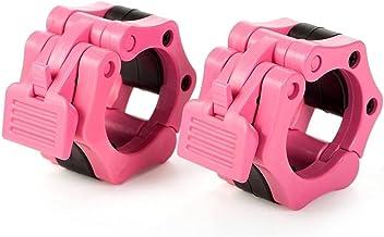 """barbell clip 1 Paar 2""""Olympic Barbell Collar Handhalter Collar Clips Gym Fitness Weight Bar klemmen Gewichtheffen Spinlock..."""