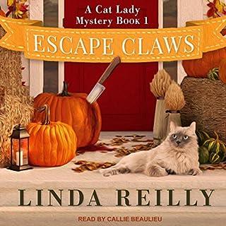 Escape Claws audiobook cover art