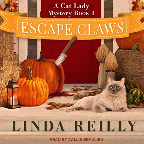 Escape Claws audiobook cover art