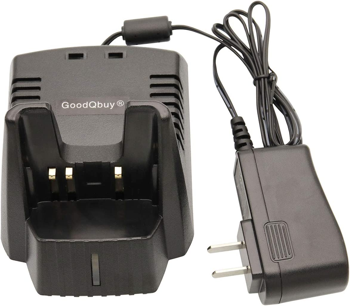 GoodQbuy Ni-MH Ni-CD Battery Charger Compatible Ranking TOP8 is National uniform free shipping Ve with Yaesu
