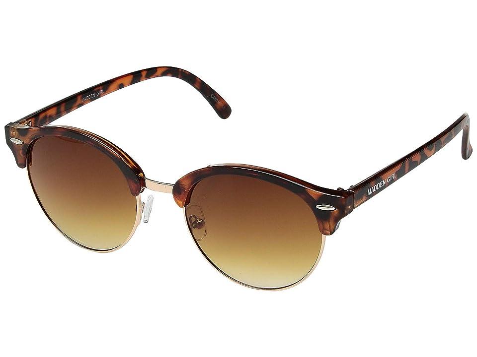 Steve Madden Madden Girl MG893127 (Tortoise) Fashion Sunglasses
