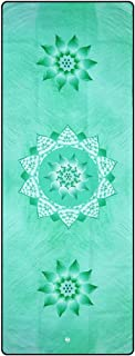 CXQ Yoga Blanket Towel Slippery Sweat Towel Portable Yoga Mat (Color : Green)