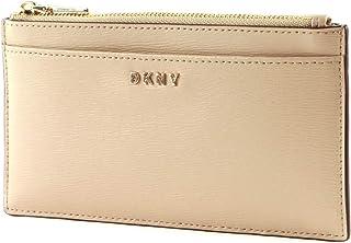 DKNY Womens Handbag Fashion Wallet, Color Brown