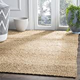 Safavieh Natural Fiber Collection NF452A Natural Sisal Area Rug (6' x 9')