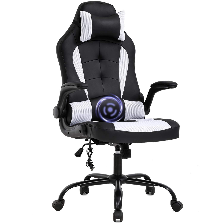 Massage Ergonomic Executive Computer Headrest
