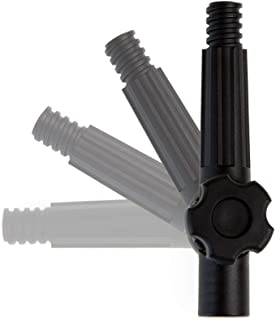 DocaPole Extension Pole Hinge Tip and Angle Adapter | Standard Threaded Tip for Extension Pole or Telescopic Pole | DocaPo...