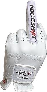 "Nice Shot Golf Glove""The Bird"" AAA Premium Cabretta Leather"
