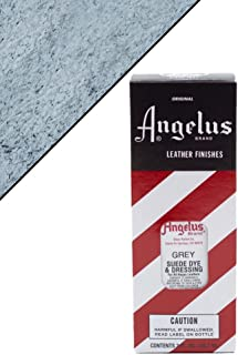 Angelus Suede Dye Grey