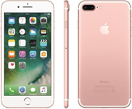 "iPhone 7 Plus Apple Ouro Rosa, com Tela de 5,5"", 4G, 32 GB e Câmera de 12 MP"