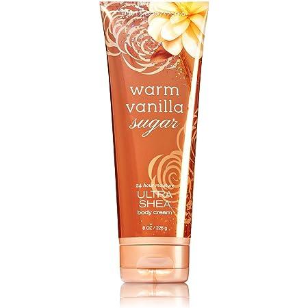 バス&ボディワークス ウォームバニラシュガー ボディクリーム Warm Vanilla Sugar Triple Moisture Body Cream [海外直送品]