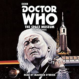 Doctor Who: The Space Museum cover art
