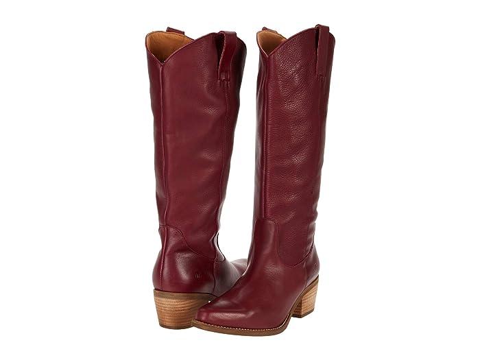 Bonanza  Shoes (Red) Women's Boots