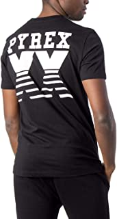 Pyrex T-Shirt Uomo Jersey Stampa Retro XX 40898