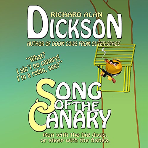 Song of the Canary audiobook cover art