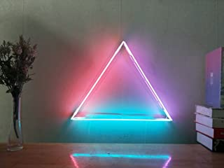 Best neon triangle sign Reviews