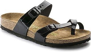 Birkenstock Mayari Black Patent Womens Sandals Size 40 EU