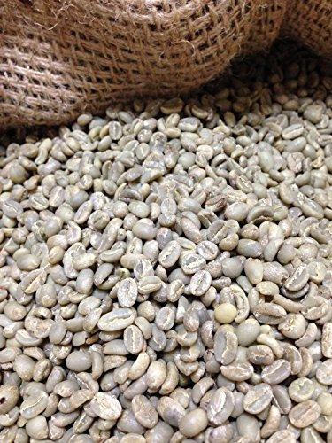 松屋珈琲 コーヒー生豆 エチオピア (モカ)シダモG2 (1kg袋)