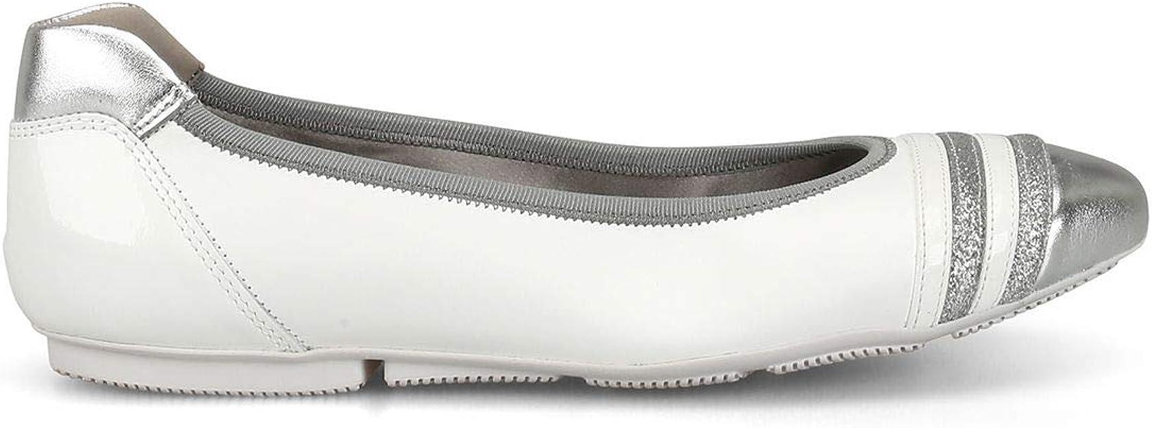 Hogan Luxury Fashion Donna HXW1440BL30IEC0351 Bianco Pelle ...
