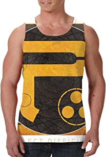 Periphery III Select Difficulty Men's Classic Muscle Tank Top T-Shirt