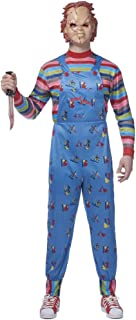 Chucky Adult Costume - X-Large