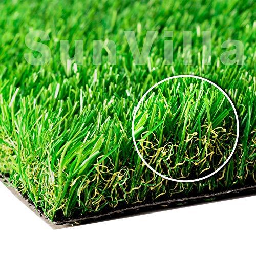 SunVilla SV7'X13′ Realistic Indoor/Outdoor Artificial Grass