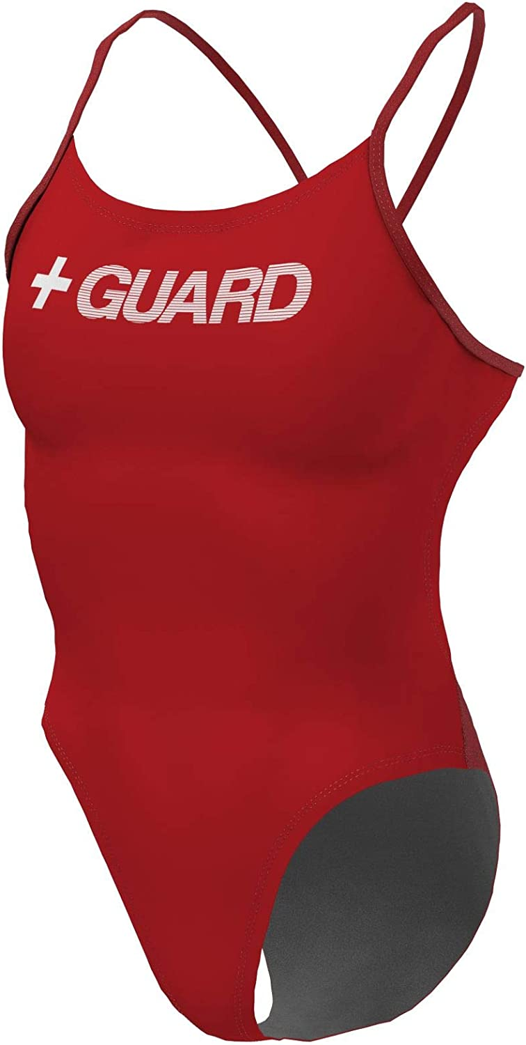 Nike Swim Women's Guard Cheap mail order Over item handling sales Cutout Piece One