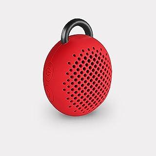 Divoom BLUETUNE-BEAN Bluetooth Speaker - Red
