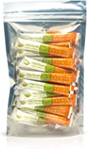 Nectave Organic Sweetener Premium Blue Agave Nectar On The Go Stick Packs (50 Pack)