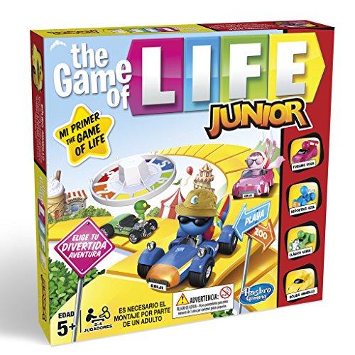 Spiele – Spiel des Lebens Junior (Hasbro b0654sc5) (spanisch)