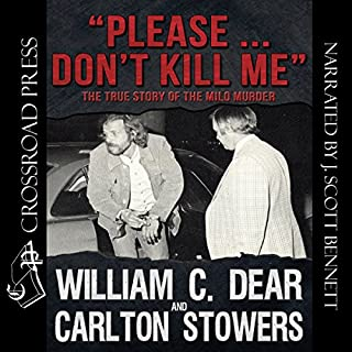"""Please...Don't Kill Me"" audiobook cover art"