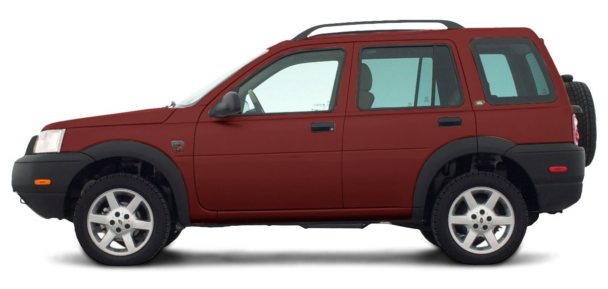 ... 2002 Land Rover Freelander SE, 4-Door Wagon
