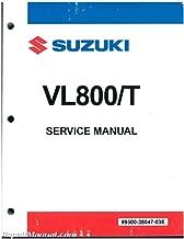 99500-38047-03E 2001-2018 Suzuki VL800 Volusia Boulevard C50 C50T Motorcycle Service Manual