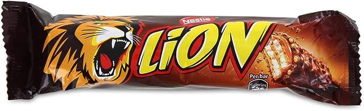 Nestle Lion Bar, 50 Gram (Pack of 12)