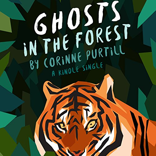 Ghosts in the Forest audiobook cover art