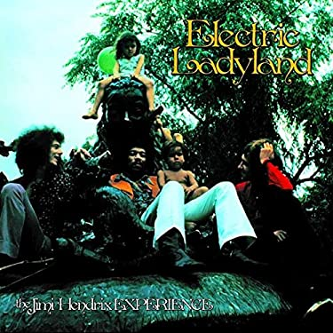 The Jimi Hendrix Experience: Electric Ladyland (50th Anniversary Deluxe Edition) /Blu-ray) [3 Discs] [Region B] [Blu-ray]