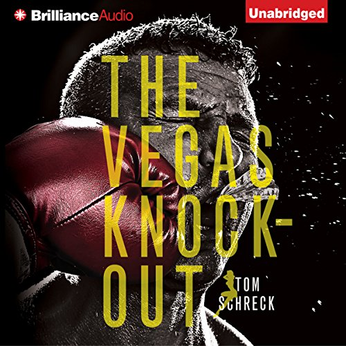 The Vegas Knockout audiobook cover art