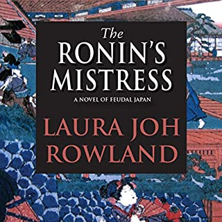 The Ronin's Mistress audiobook cover art