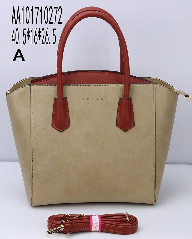 Susen Women's Fashion Shoulder Bag (Green)