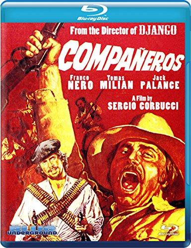 Companeros [Edizione: Stati Uniti] [Italia] [Blu-ray]