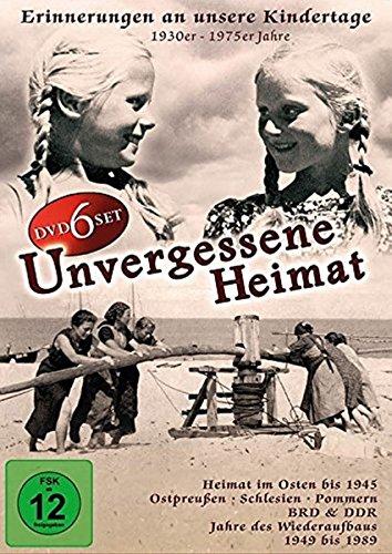 Unvergessene Heimat ( 6 DVD BOX )