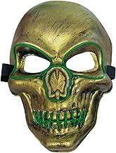 Kylewo Halloween Verschrikkende LED Glow Mask, LED...