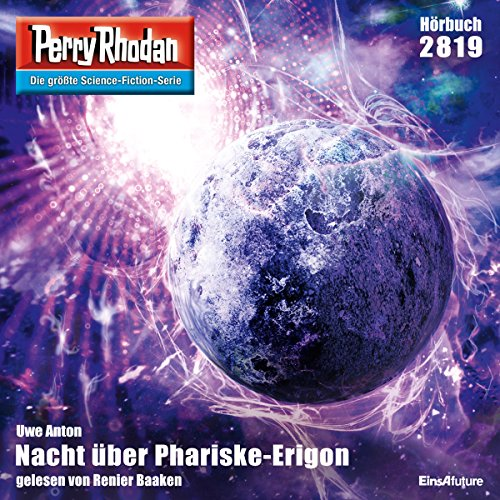 Nacht über Phariske-Erigon audiobook cover art