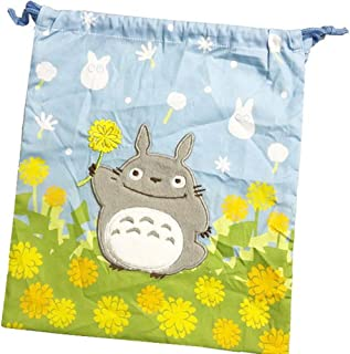 "My Neighbor Totoro""Dandelion"" Drawstring Bag L size 1025003400"