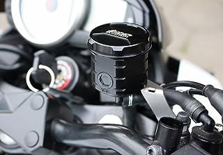 GSG Moto Bremsbehälter Schwarz eloxiert vorne Kawasaki Z 1000 ZRT00B 2007 2009 ABE