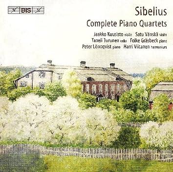 Sibelius: Complete Piano Quartets