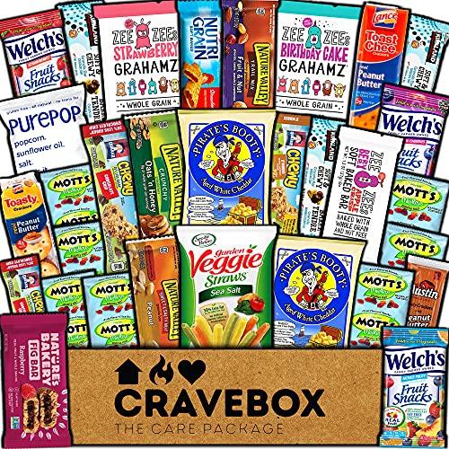 Healthy Snacks Box