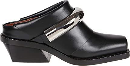 Proenza Schouler Luxury Fashion Womens PS33025ABLACK Black Sandals | Fall Winter 19