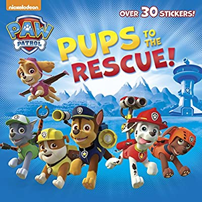 Pups to the Rescue! (Paw Patrol) por RANDOM HOUSE
