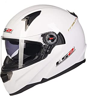 RISHIL WORLD Motorcycle Full Face Helmet with Inner Sun Shield Outdoor Racing Motocross Single Item.